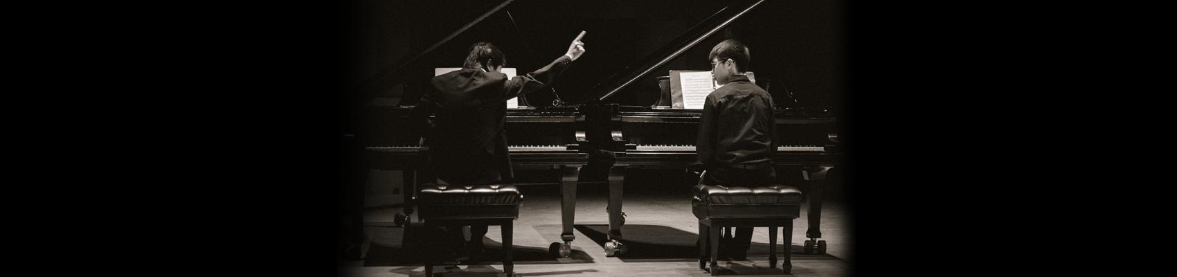 Jeremy Ho & Lang Lang